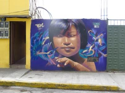 Quito street art